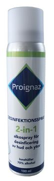 Proignaz Hand & Desinfektionsspray 2-in-1 - 100ml