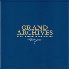 Grand Archives-Keep in Mind Frankenstein / sub pop