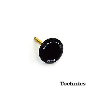 Technics Spare On/Off Knob for SL-12xx MK2