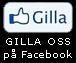 GILLA OSS på Facebook!