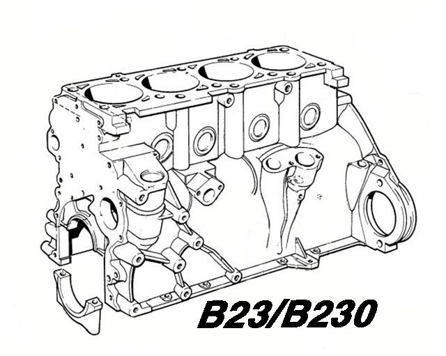 B23/B230/B234 mfl