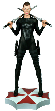 Resident Evil: Ninja Alice Scale 1:6 Statue