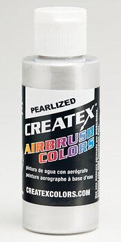 Createx 5308 Pearl Silver 60ml