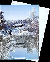 Vintermotiv A4