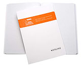 Perfect Bound, A4 Noteringsbok rutat med mjukbandsbindning och rundade hörn