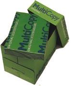 Multicopy A4 80g Hålat