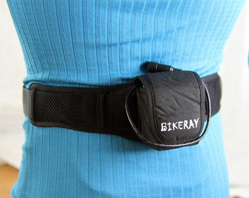 BikeRay batteribälte