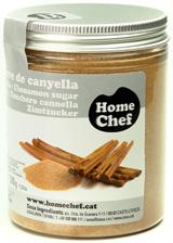 Brunt socker med kanelsmak, 260 g, Sosa