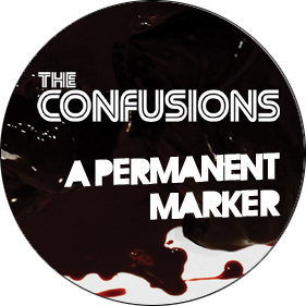 THE CONFUSIONS - Badge (small)