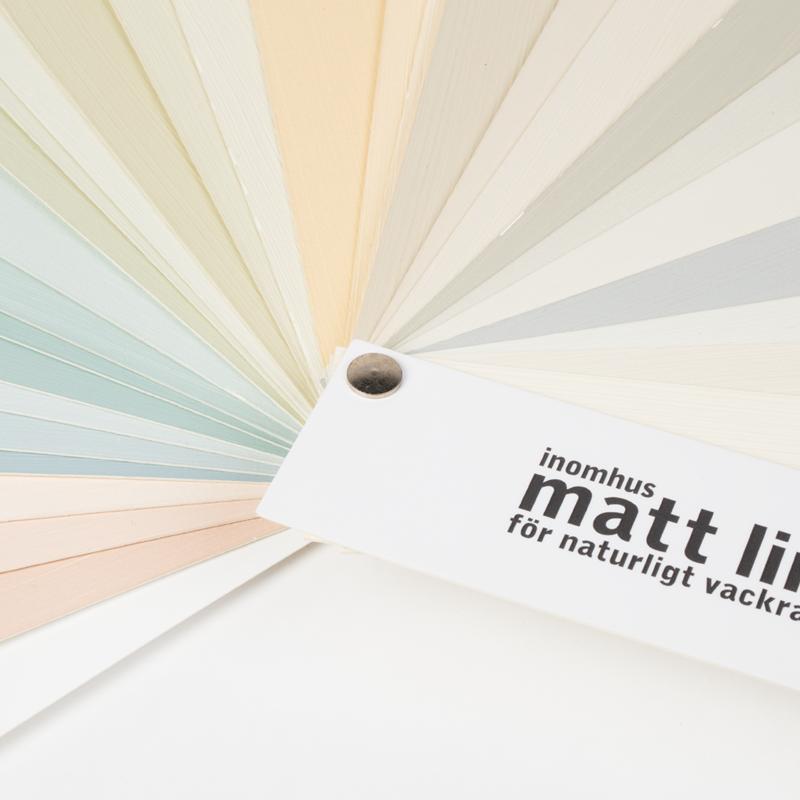 Matt Linoljefärg