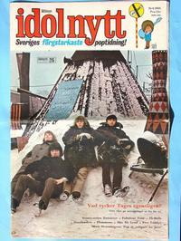 IDOLNYTT - No 6 1966