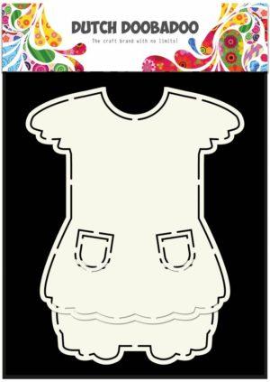 """Mall, """"Dress"""",  dutch dobadoo"""