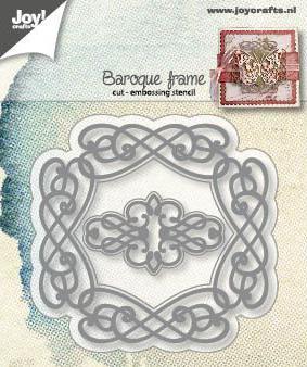 Joy -Baroque frame