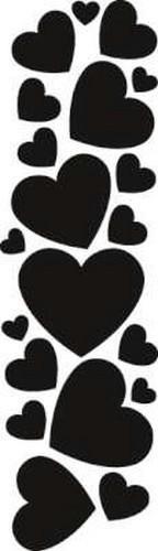 Marianne Design - Hjärtan