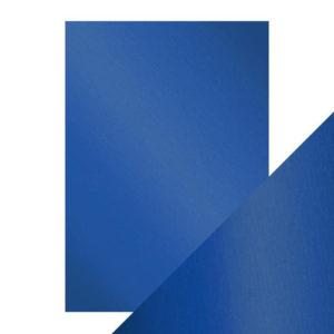 Craft Perfect - Mirror card - Satin - Cobalt Velour