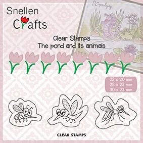 Nellie Snellen Clear stamps insetcs""