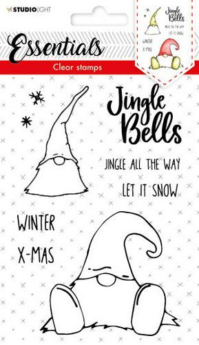 Studio Light - Clearstamp - Jingle bells