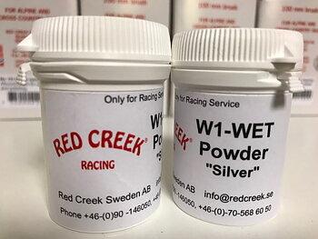 Red Creek Pulver Wet Silver 30 g