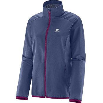 Salomon Start Jacket W abyss blue