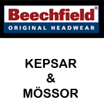 Beechfield, kepsar & mössor