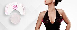 Lyftande Tejp  brösttejp av högsta kvalitet