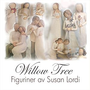 WILLOW TREE, figuriner