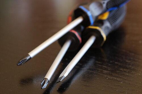 Mängder av olika verktyg  Se hela sortimentet