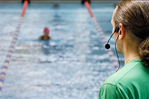 Take swim coaching to the next level with Olander Aquatalk