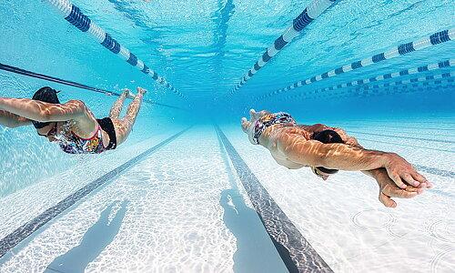 Vi  💙 simning
