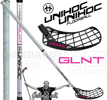 UNIHOC Epic Top Light II 26 GLNT silver
