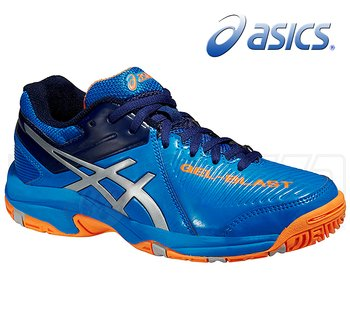 Asics Gel Blast 6 Jr blue/orange