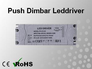 Push Dimbar Leddriver/Nätdel 230VAC/12VDC 40W