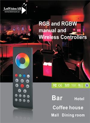 RF EASY WIRELESS RGB