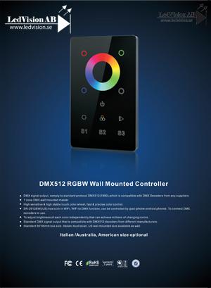 RF EASY WIRELESS DMX512