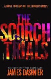 The Scorch Trials av James Dashner