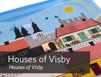 Houses of Visby