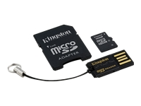 KINGSTON 16GB microSDHC Mobility Kit+xml