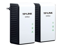TP-LINK AV500 Mini Powerline Adapter Starter Kit