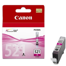 CANON CLI-521m ink magenta blister