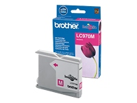BROTHER LC970M Ink magenta 300pages for DCP-135c /-150C MFC-235C/-260c