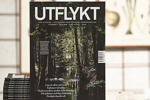 UTFLYKT  Museets egna tidskrift
