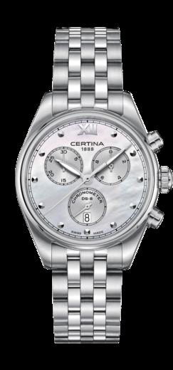Certina DS-8 Lady Chronograph