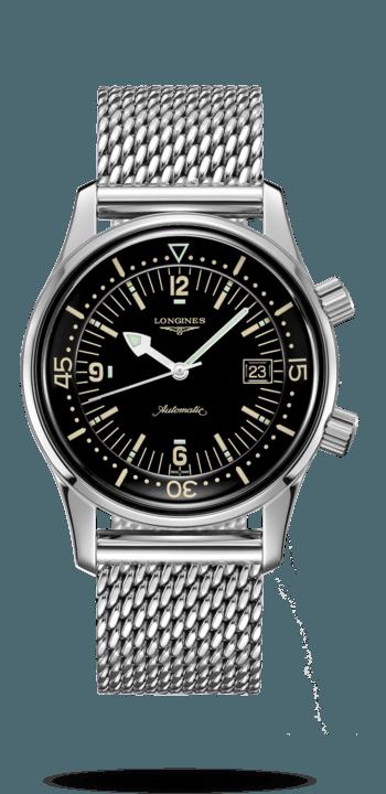 Longines Heritage The Longines Legend Diver Watch