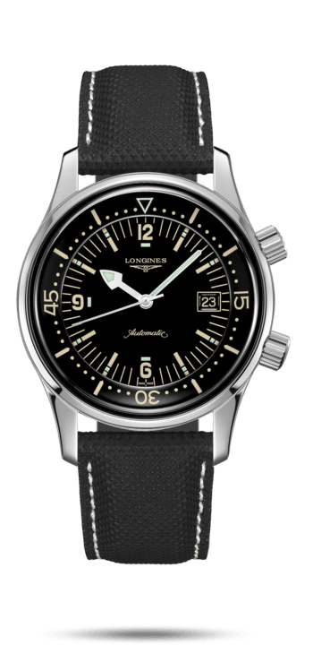 Longines Heritage The Longines Legend Diver Watch