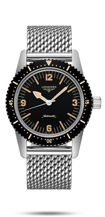 Longines Heritage Skin Diver Watch