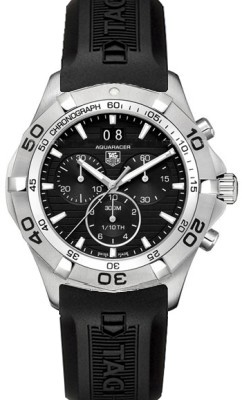 TAG Heuer Aquaracer Grande Date Chronograph Quartz
