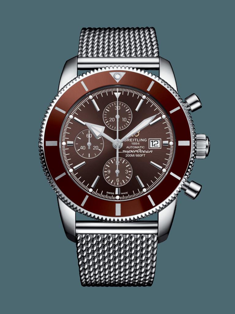Superocean Héritage II Chronograph 46