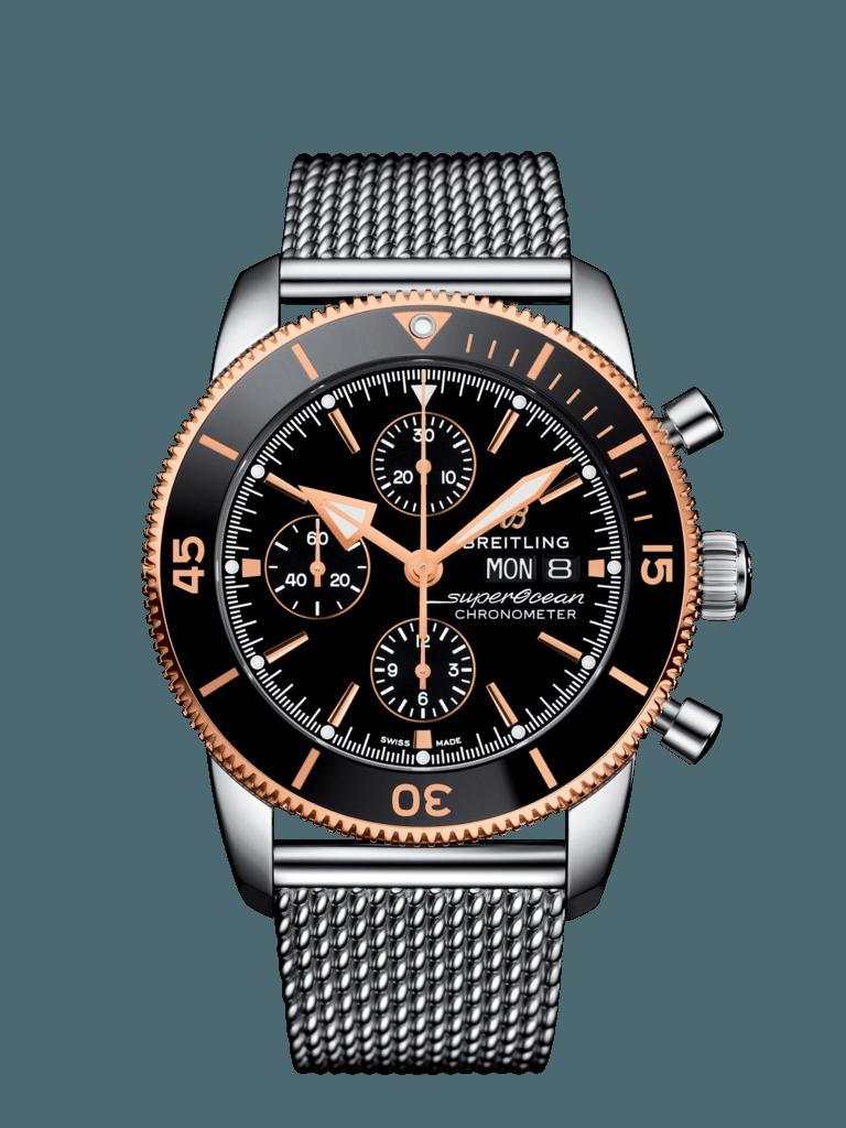 Superocean Héritage II Chronograph 44