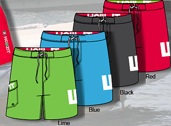 HOWZIT MEN BOARDSHORTS -WIDE-