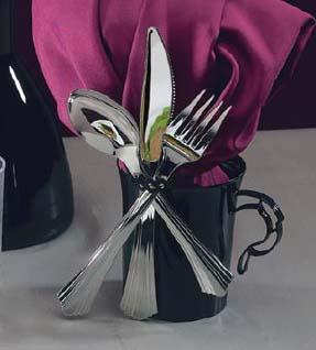 Silverknivar. 10 st.